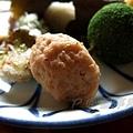 瓢亭別館 -- 雞肉丸子