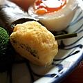 瓢亭別館 -- 雞蛋丸子
