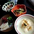とようけ茶屋 -- 寄せ豆腐 (1)