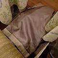 Patisserie au Grenier D'or -- 放隨身包的小藤籃