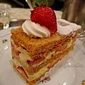 Patisserie au Grenier D'or -- 草莓千層酥 (1)