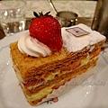 Patisserie au Grenier D'or -- 草莓千層酥 (2)