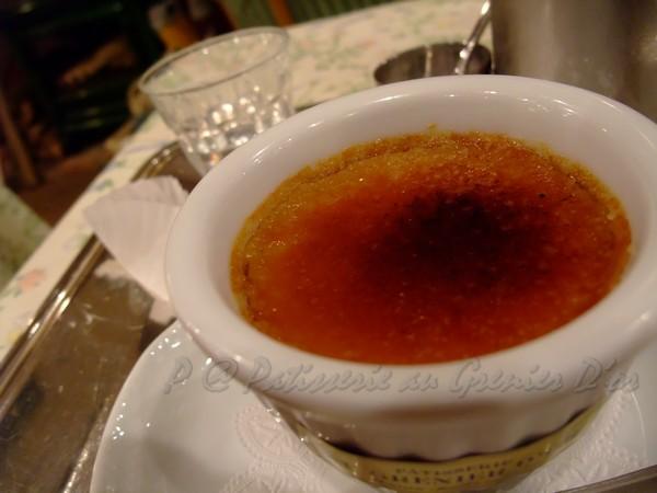 Patisserie au Grenier D'or -- 茉莉花茶焦糖燉蛋 (2)