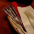 東洋亭 -- 餐具