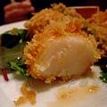 東洋亭 -- ホタテフライ (酥炸帆立貝) (2)