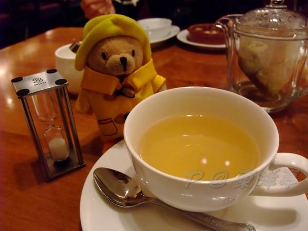 東洋亭 -- ハーブティー (香草茶) (4)