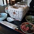 雲井茶屋 -- 餐具