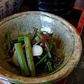 雲井茶屋 -- 山菜