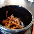 雲井茶屋 -- 醬油漬菇