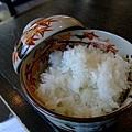 雲井茶屋 -- 白飯