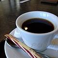 雲井茶屋 -- 咖啡