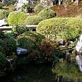 寂光院 -- 池畔 (2)