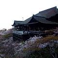 清水寺 -- 清水舞台 (1)