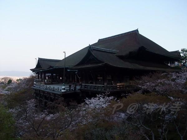 清水寺 -- 清水舞台 (4)