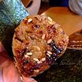 Iyemon Salon - 焼きおにぎり (燒飯糰) (2)