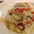 よーじや - ハムと菜の花のリゾット (生火腿菜之花義大利燉飯) (1)