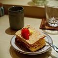 Mimosa - 千層酥
