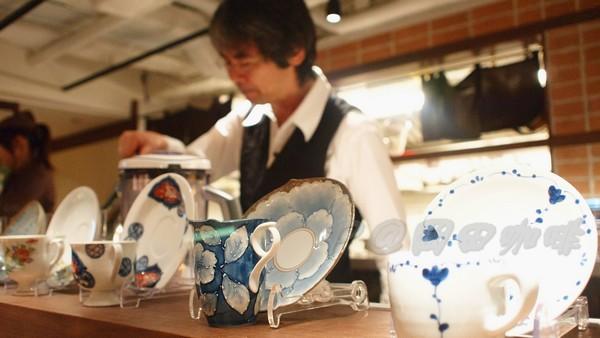 岡田咖啡 -- 有型店長
