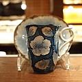 岡田咖啡 -- 漂亮的藍染杯子