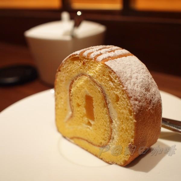 岡田咖啡 -- 捲蛋糕