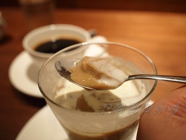 岡田咖啡 -- 咖啡布丁