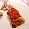 W52 -- 蕃茄烤鮪魚麵卷