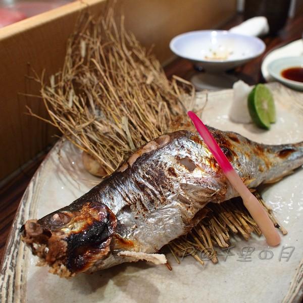 千里の月 -- 燒魚