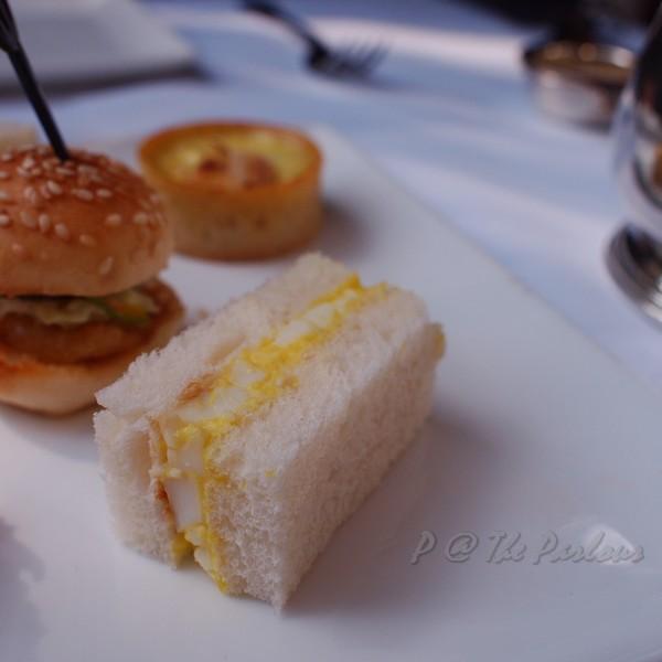 Palour -- 蛋沙拉三明治