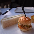 Palour -- 雞肉漢堡