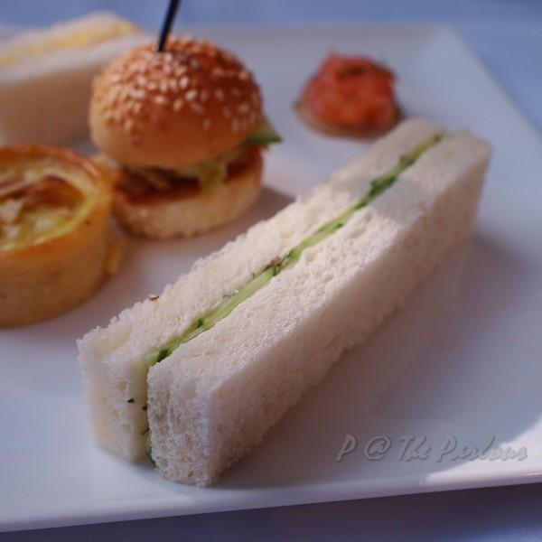 Palour -- 小黃瓜三明治