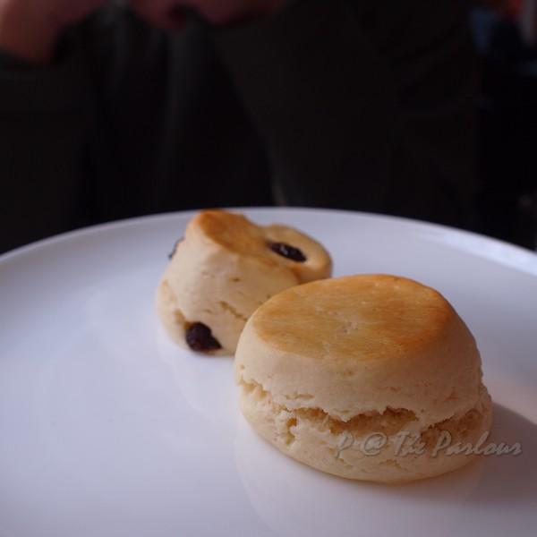 Palour -- 司康餅