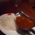 岡田咖啡 -- 咖喱豬肉飯