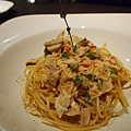 Divo -- 奶油蟹肉義大利麵