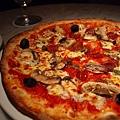 Pizza Express -- 四季薄餅