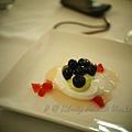 Liberty Private Works -- 藍莓開心果蛋白塔