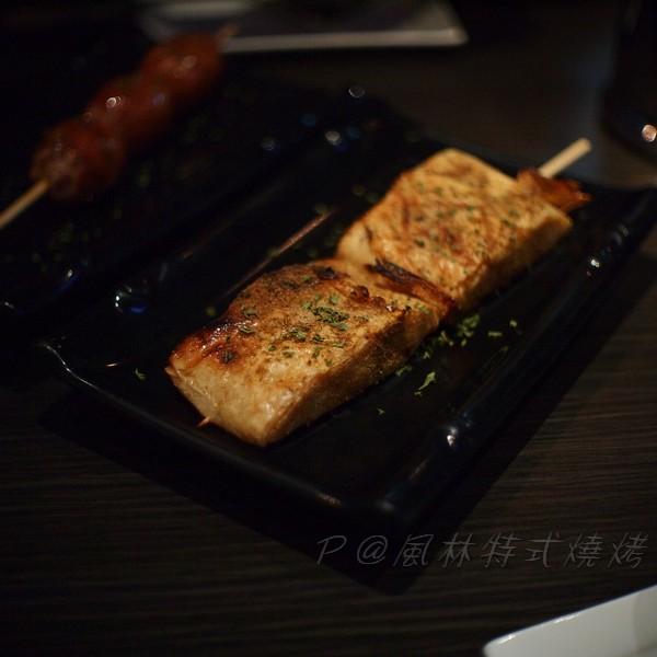 風林 -- 烤腐皮