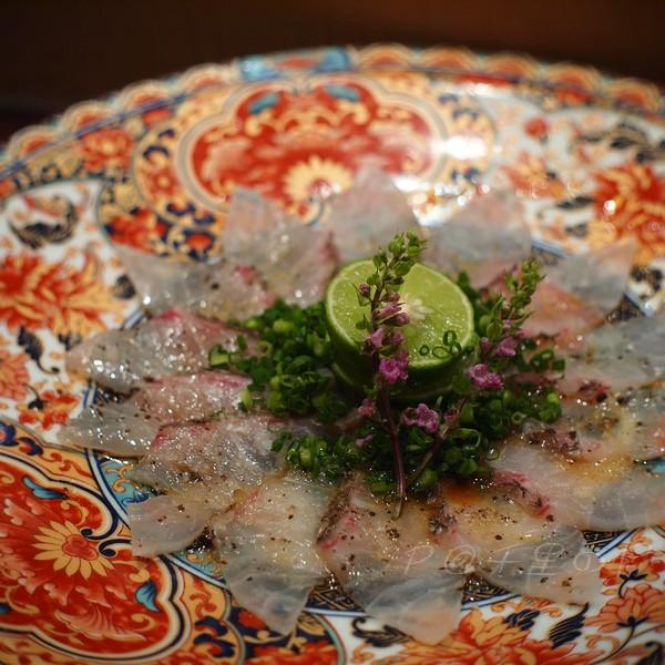 千里の月 -- 鯛魚薄切