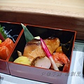 千歲 - 燒鰤魚、煎蛋、鰻魚蝦板、慈菇、蝦子