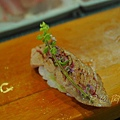 阿吉師 - 炙鮪腹壽司