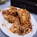 石獅美食 -- 椒鹽蝦蛄