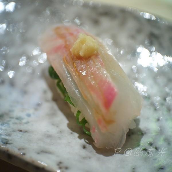 鮨処光 - 石鯛壽司