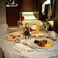 澳門十六浦索菲特大酒店 -- 我的 Room Service 早餐