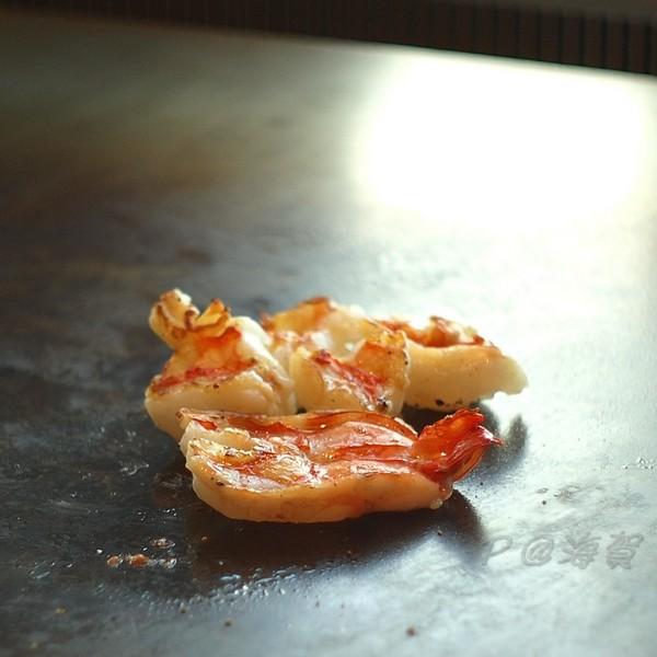 海賀 -- 煎大蝦