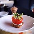 Sugar - 蕃茄蒜味麵包 (Bruschetta of Tomato) by P