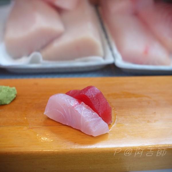 阿吉師 - 旗魚 & 鮪魚赤身