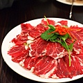 魚鍋 - 手切牛肉