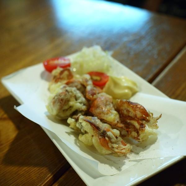 小平津 -- 炸軟殼蟹