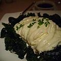 明閣 - 帆立貝炒蛋白