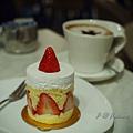 Pomme - 草莓蛋糕