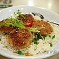 老巴剎 - 馬友鹹魚煎肉餅